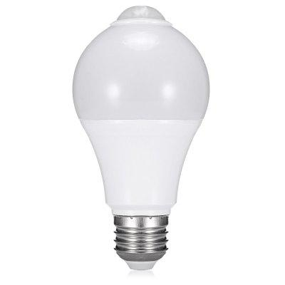 Smart LED Global Bulb 12W Human Body Sensing 85 - 260V