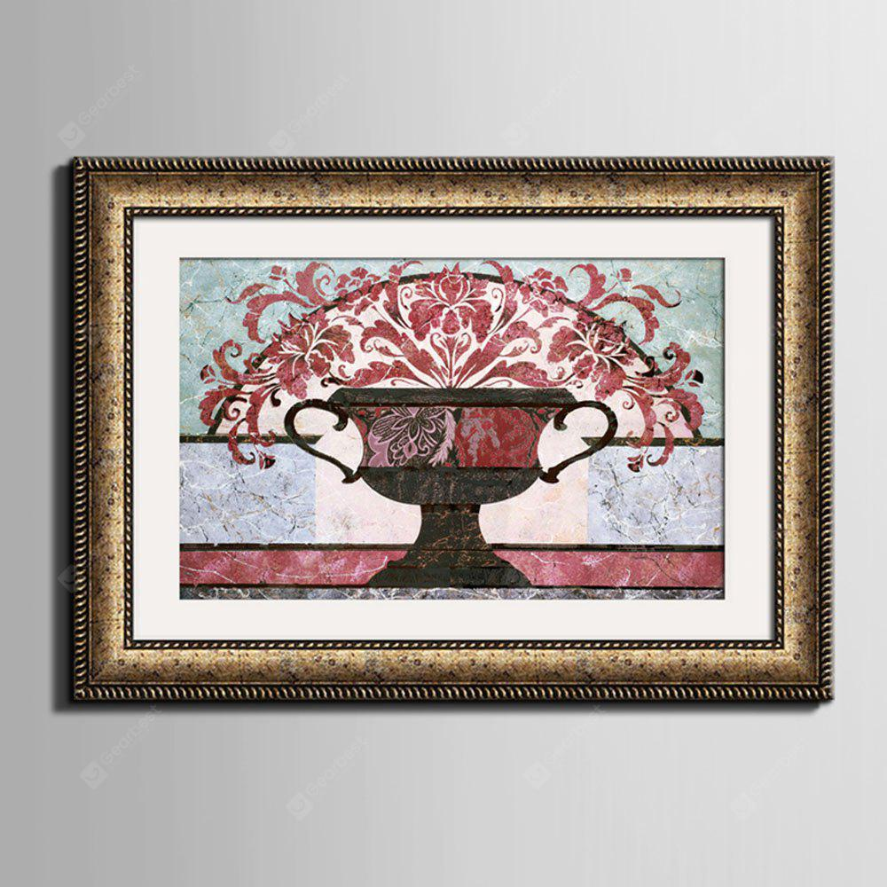 E - HOME Stampe su tela Cup Hanging Wall Art