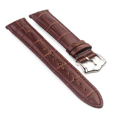ROPS Watch Leather Band with Pin Buckle for gear s2 / s3