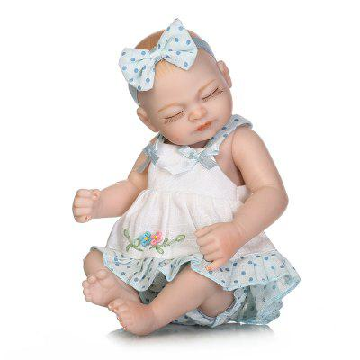 NPK Emulate Reborn Baby Doll Soft Stuffed Toy