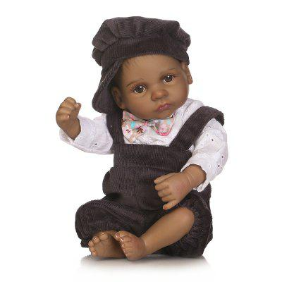 NPK Emulate Reborn Cute Baby Doll Sleep Helper peluche de juguete