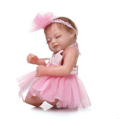 NPK Emulate Reborn Baby Doll Sleep Helper baño de juguete