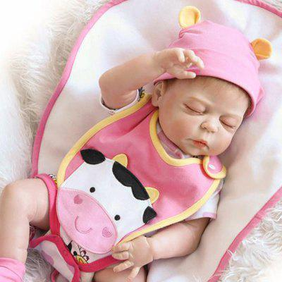 NPK Emulate Reborn Baby Stuffed Doll Toy
