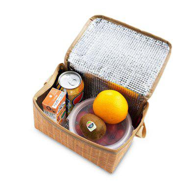 Bolsa aislante HESSION SHYLSM9212 Vintage Lunch Box