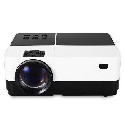 H2 LCD Projector 1800 Lumens for Home Theater