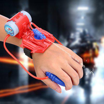 Mini Wrist Squirt Water Gun Gaming Toys for Outdoor