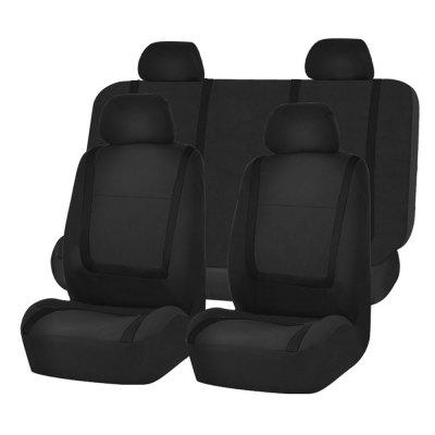Universal High-quality Strip Pattern Car Seat Covers 9PCS