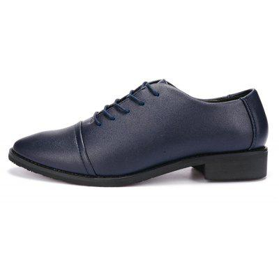 Male British Business Gentleman Casual Dress ShoesFormal Shoes<br>Male British Business Gentleman Casual Dress Shoes<br><br>Closure Type: Slip-On<br>Contents: 1 x Pair of Shoes, 1 x Box<br>Function: Slip Resistant<br>Materials: Rubber, PU<br>Occasion: Office, Formal, Daily, Casual<br>Outsole Material: Rubber<br>Package Size ( L x W x H ): 30.00 x 20.00 x 10.00 cm / 11.81 x 7.87 x 3.94 inches<br>Package weight: 0.8500 kg<br>Pattern Type: Solid<br>Product weight: 0.8000 kg<br>Seasons: Autumn,Spring<br>Style: Modern, Leisure, Formal, Fashion, Comfortable, Casual, Business<br>Toe Shape: Round Toe<br>Type: Casual Shoes<br>Upper Material: PU