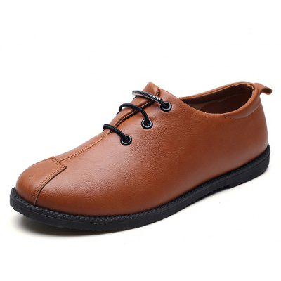 Men Modern Soft Well-matched Casual Daily Oxford Shoes Cleveland ads sell