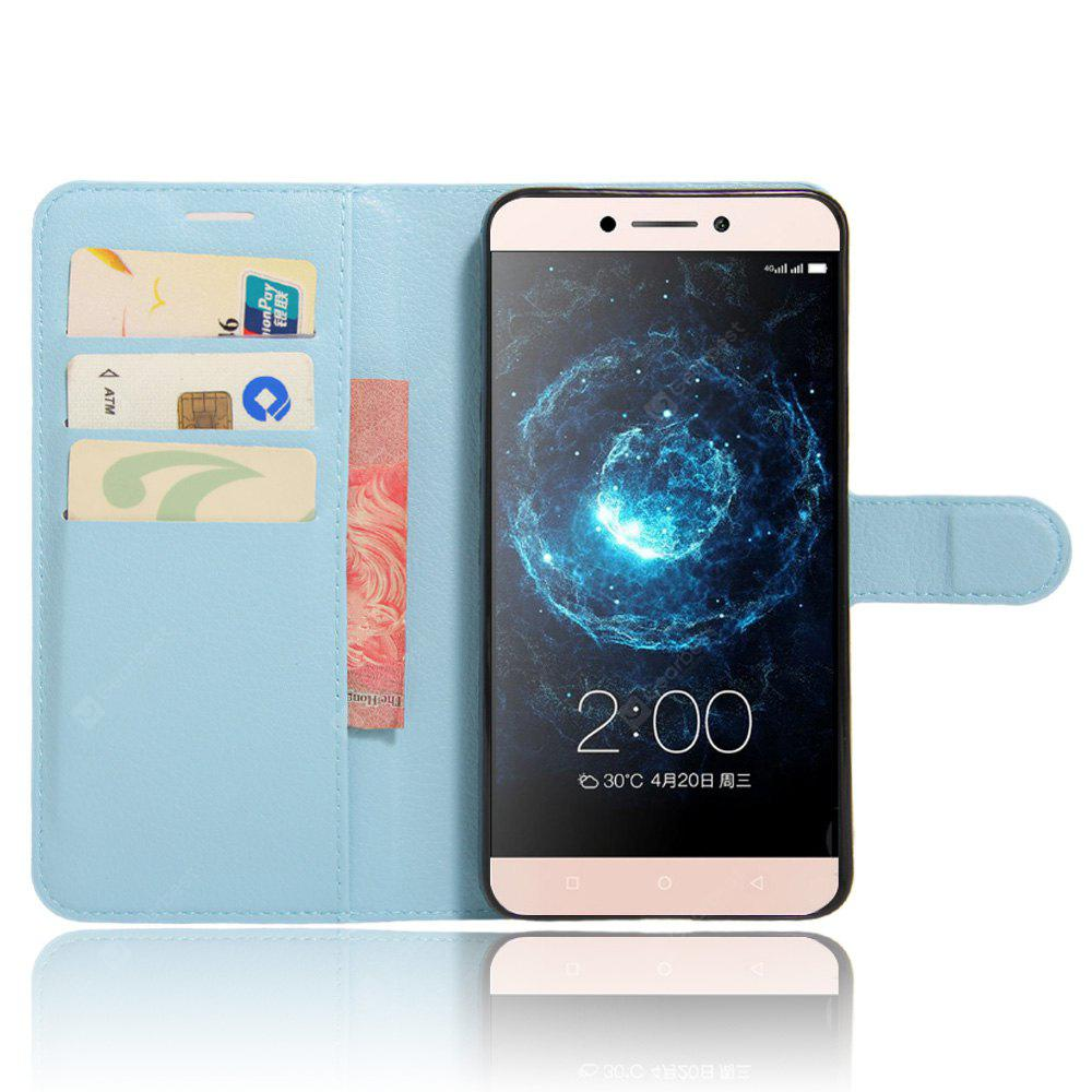 Luanke Premium PU Leather + TPU Flip Cover for LeEco Le Max 2