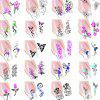 202XF Nail Watermark Sticker - COLORMIX