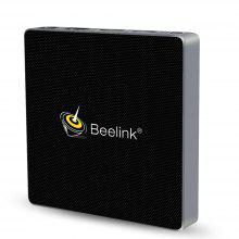 Beelink GT1 - A Voice Remote Control TV Box - Black EU Plug