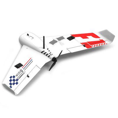 Avion Delta Wing RC ultra grande vitesse F1 833mm