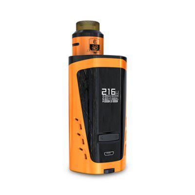 IJOY CAPO 216 SRDA 20700 Squonker Kit - ORANGE