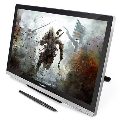 huion gt 220 v2 21 5 inch drawing tablet digital screen reviews