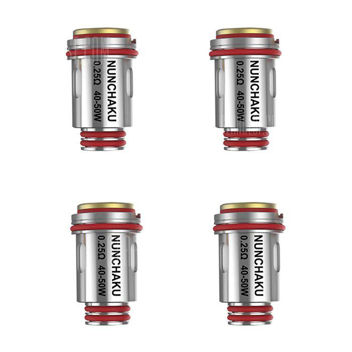 Uwell Nunchaku Replacement 0.25 ohm Coil 4pcs