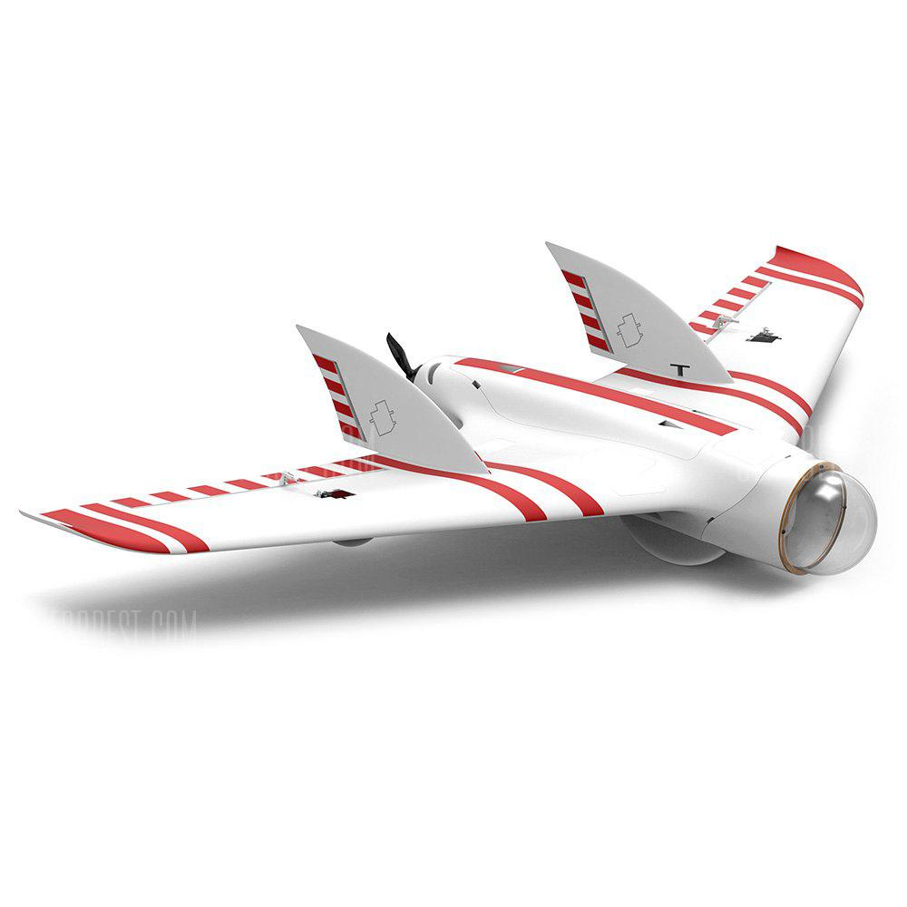HD 1213mm Delta Wing FPV RC Airplane KIT