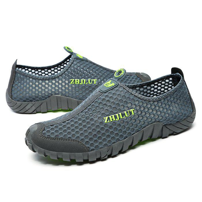 ZHJLUT Casual Mesh Light Weight Slip On Shoes