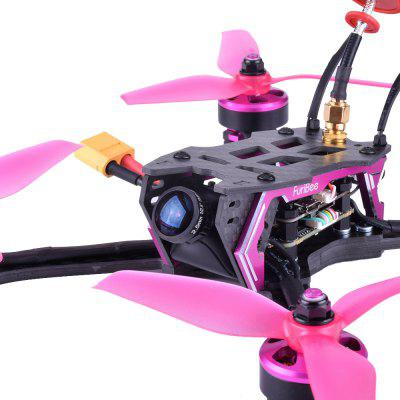 Stormer 220mm FPV Racing Drone - BNFBrushless FPV Racer<br>Stormer 220mm FPV Racing Drone - BNF<br><br>Package Contents: 1 x Drone, 1 x GoPro Mount, 1 x Antenna, 2 x Battery Straps, 8 x Propeller<br>Package size (L x W x H): 23.00 x 23.00 x 8.00 cm / 9.06 x 9.06 x 3.15 inches<br>Package weight: 0.7500 kg<br>Product size (L x W x H): 20.00 x 17.00 x 4.00 cm / 7.87 x 6.69 x 1.57 inches<br>Product weight: 0.3100 kg