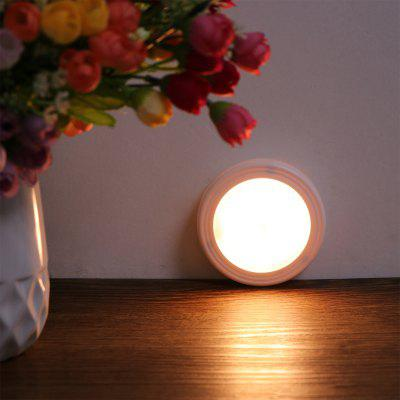 LED Amber Motion Sensor Night Light