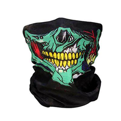 Neckerchief Seamless Multi-functional Warm for Halloween