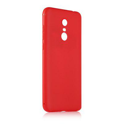 Luanke Dirt-proof Protective Case for Xiaomi Redmi 5 PlusCases &amp; Leather<br>Luanke Dirt-proof Protective Case for Xiaomi Redmi 5 Plus<br><br>Brand: Luanke<br>Features: Anti-knock, Back Cover, Dirt-resistant<br>Mainly Compatible with: Xiaomi<br>Material: TPU<br>Package Contents: 1 x Case<br>Package size (L x W x H): 17.00 x 9.00 x 1.80 cm / 6.69 x 3.54 x 0.71 inches<br>Package weight: 0.0240 kg<br>Product Size(L x W x H): 16.00 x 8.00 x 0.80 cm / 6.3 x 3.15 x 0.31 inches<br>Product weight: 0.0200 kg<br>Style: Modern