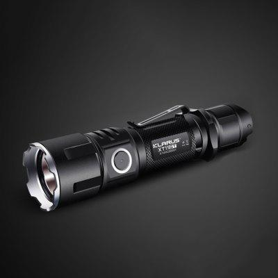 Klarus XT11GT Tactical LED Flashlight
