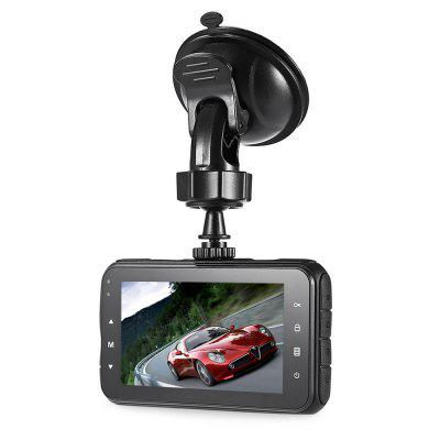 ZIQIAO JL - A80 3.0 polegadas FHD carro DVR Camera Video Recorder