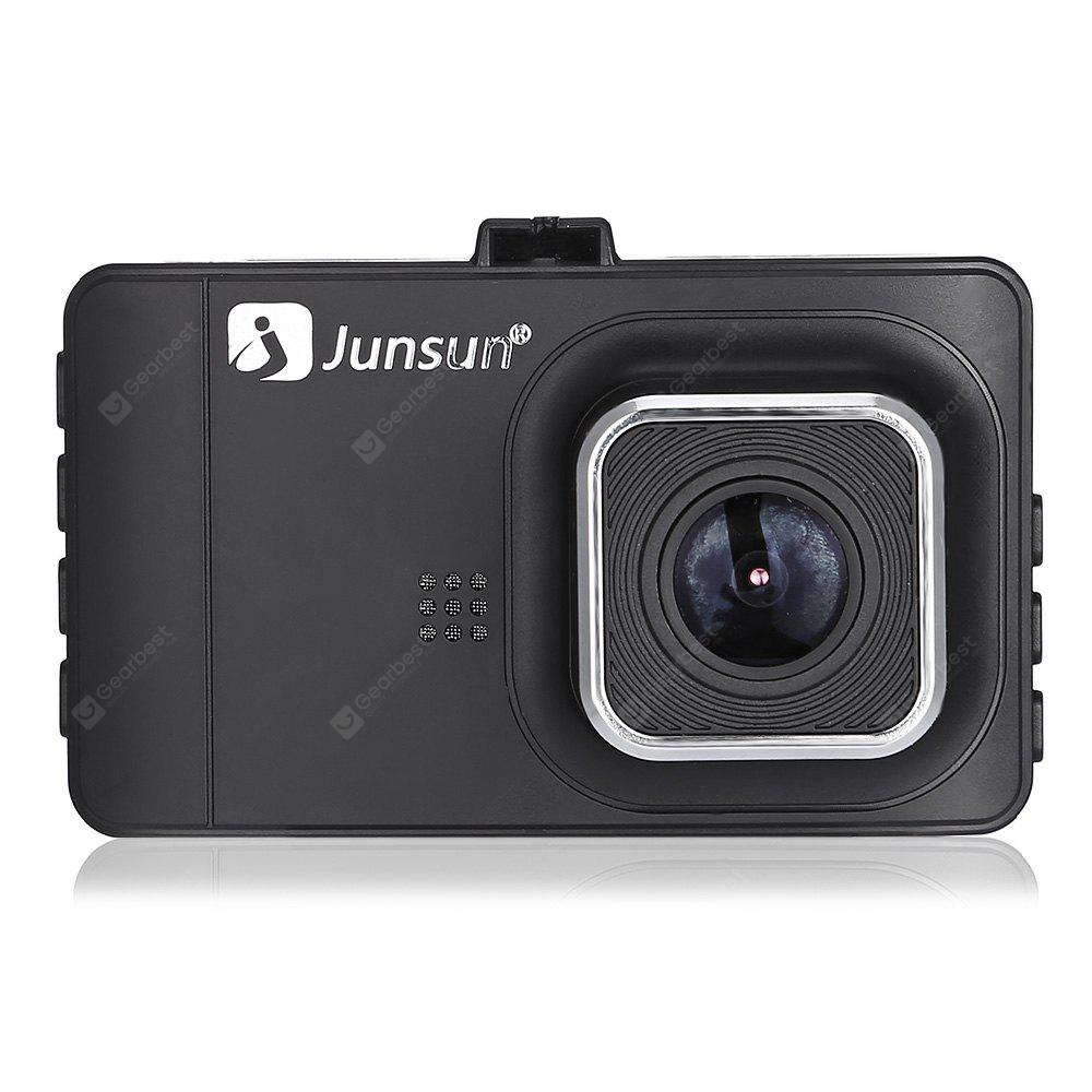 JUNSUN T518 Car Dash Cam 1080P Full HD DVR