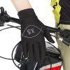Winter Outdoor Sports Warm Touch Screen Gloves - BLACK