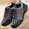 Men Versatile Soft Hiking Anti-collision Athletic Shoes - GRAY