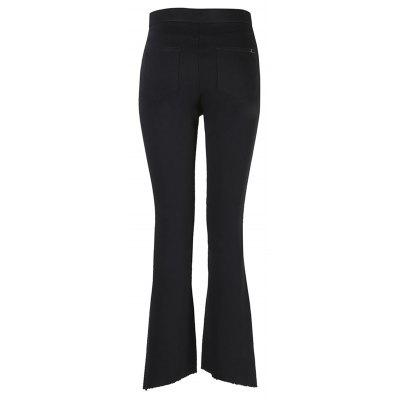 SP - 68 Solid Color Skinny Flared PantsPants<br>SP - 68 Solid Color Skinny Flared Pants<br><br>Material: Nylon, Spandex, Viscose<br>Package Contents: 1 x Pants<br>Package size: 22.00 x 45.00 x 2.00 cm / 8.66 x 17.72 x 0.79 inches<br>Package weight: 0.6000 kg<br>Pants Type: Bell Bottom<br>Product weight: 0.5500 kg