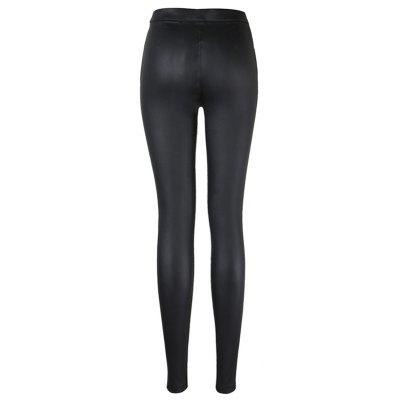 SP - 68 Skinny PantsPants<br>SP - 68 Skinny Pants<br><br>Material: Nylon, Spandex, Viscose<br>Package Contents: 1 x Pants<br>Package size: 22.00 x 45.00 x 2.00 cm / 8.66 x 17.72 x 0.79 inches<br>Package weight: 0.6000 kg<br>Pants Type: Skinny<br>Product weight: 0.5500 kg