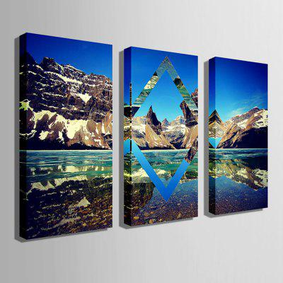 E - HOME Canvas Prints Landscape Hanging Wall Art 3PCSPrints<br>E - HOME Canvas Prints Landscape Hanging Wall Art 3PCS<br><br>Brand: E-HOME<br>Craft: Print<br>Form: Three Panels<br>Material: Canvas<br>Package Contents: 3 x Print<br>Package size (L x W x H): 50.00 x 5.00 x 5.00 cm / 19.69 x 1.97 x 1.97 inches<br>Package weight: 0.4300 kg<br>Painting: Without Inner Frame<br>Product size (L x W x H): 40.00 x 80.00 x 0.20 cm / 15.75 x 31.5 x 0.08 inches<br>Product weight: 0.3000 kg<br>Shape: Vertical<br>Style: Modern<br>Subjects: Landscape<br>Suitable Space: Living Room