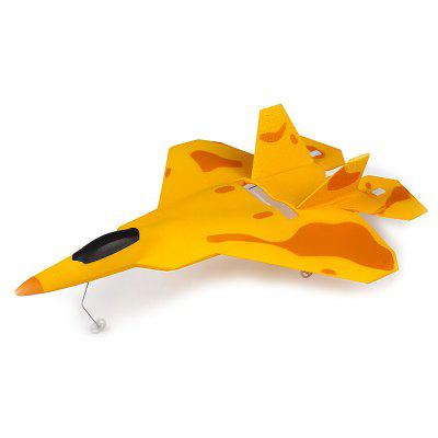Macfree F - 22 F22 MCF2201 Glider Brushless RTF