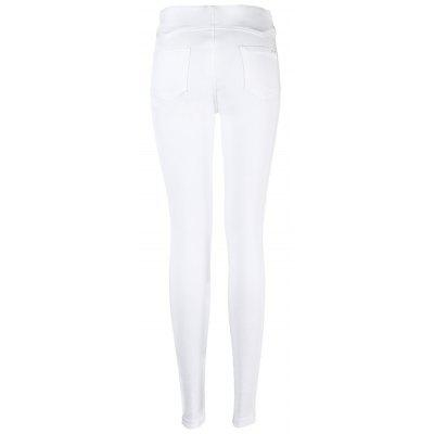 SP - 68 Solid Color High Waist Skinny PantsPants<br>SP - 68 Solid Color High Waist Skinny Pants<br><br>Material: Nylon, Spandex, Viscose<br>Package Contents: 1 x Pants<br>Package size: 22.00 x 45.00 x 2.00 cm / 8.66 x 17.72 x 0.79 inches<br>Package weight: 0.6000 kg<br>Pants Type: Skinny<br>Product weight: 0.5500 kg