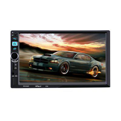 8702 7 inch Touch Screen Car Stereo MP5 Player