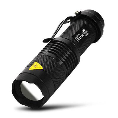 Ultrafire UK - 68 Lanterna LED com Zoom