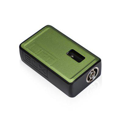 Innokin LiftBox Bastion Box ModMechanical Mods<br>Innokin LiftBox Bastion Box Mod<br><br>Accessories type: MOD<br>Battery Cover Type: Magnetic<br>Battery Form Factor: 18650<br>Battery Quantity: 1pc ( not included )<br>Brand: Innokin<br>Material: Zinc Alloy<br>Mod: Mechanical Mod<br>Package Contents: 1 x Innokin LiftBox Bastion Mod, 1 x Micro USB Cable, 1 x English Quick Start Guide, 1 x User Packet<br>Package size (L x W x H): 14.00 x 10.00 x 4.50 cm / 5.51 x 3.94 x 1.77 inches<br>Package weight: 0.2850 kg<br>Product size (L x W x H): 8.50 x 5.26 x 2.60 cm / 3.35 x 2.07 x 1.02 inches<br>Product weight: 0.2100 kg
