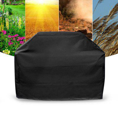Waterproof BBQ Grill Cover Polyester Barbecue Oven ProtectorBBQ<br>Waterproof BBQ Grill Cover Polyester Barbecue Oven Protector<br><br>Package Contents: 1 x BBQ Grill Cover, 1 x Storage Bag<br>Package size (L x W x H): 30.00 x 20.00 x 2.50 cm / 11.81 x 7.87 x 0.98 inches<br>Package weight: 0.5200 kg<br>Product weight: 0.4780 kg