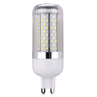 Buy 5PCS 8W G9 SMD 3014 800LM LED Corn Bulb WHITE LIGHT for $15.09 in GearBest store