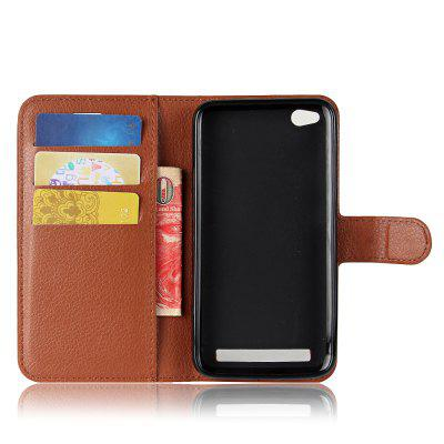 Luanke Card Slot Flip Full Cover for Xiaomi Redmi 5ACases &amp; Leather<br>Luanke Card Slot Flip Full Cover for Xiaomi Redmi 5A<br><br>Brand: Luanke<br>Features: Anti-knock, Cases with Stand, Dirt-resistant, Full Body Cases, With Credit Card Holder<br>Mainly Compatible with: Xiaomi<br>Material: TPU, PU Leather<br>Package Contents: 1 x Case<br>Package size (L x W x H): 21.00 x 12.00 x 3.00 cm / 8.27 x 4.72 x 1.18 inches<br>Package weight: 0.0700 kg<br>Product Size(L x W x H): 14.70 x 7.70 x 1.30 cm / 5.79 x 3.03 x 0.51 inches<br>Product weight: 0.0580 kg<br>Style: Modern