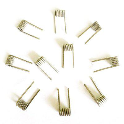 Utrabo Ni80 Fused Clapton V1 Heating Wire 10pcs