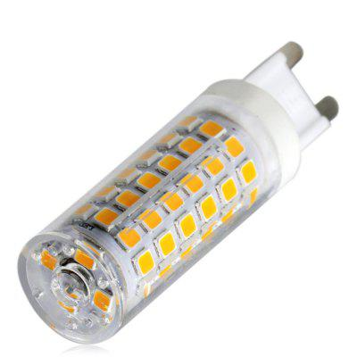 5PCS Ywxlight Dimmable G9 9W 76LED 2835SMD Led Ceramica Lampa AC 200 - 240V