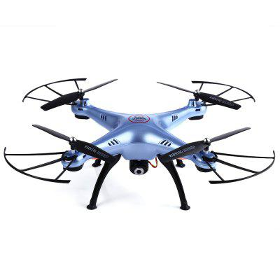 Syma X5HC 2 Mega Pixel Camera 2.4G 4 Channel 6-axis Gyro Quadcopter RTF Image