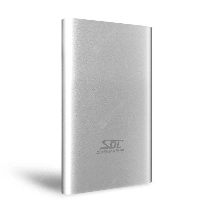4000mAh Power Bank Portable Charger for Phone Tablet with Flashlight
