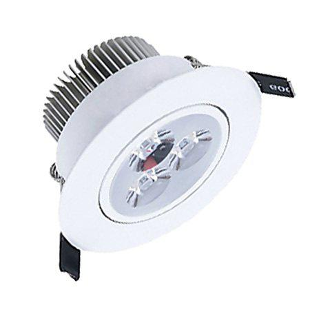 Zdm 4 Pieces 3x2w 400-450lm Dimmable White Led Lampes De Plafond Blanc Chaud / Cool Blanc / Naturel Blanc Ac110 / 220v