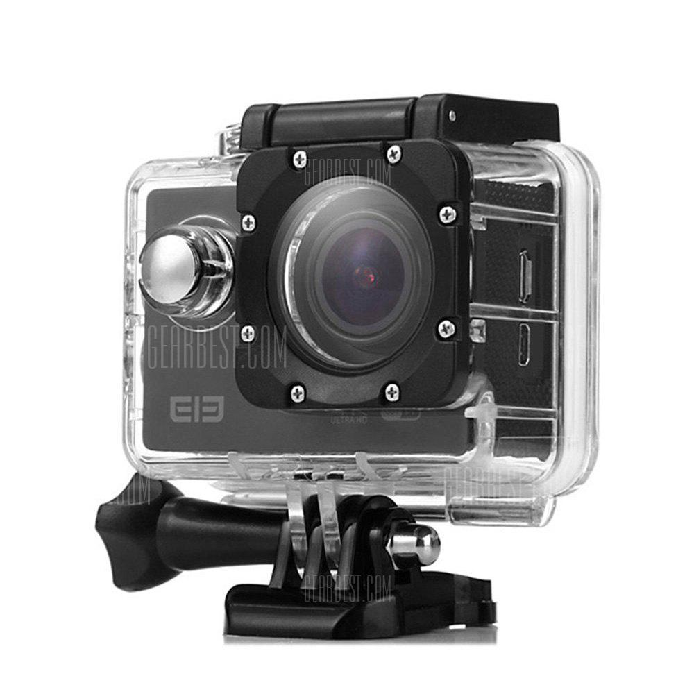 """Original Elephone ELE Explorer 4K Ultra HD WiFi Action Camera"""