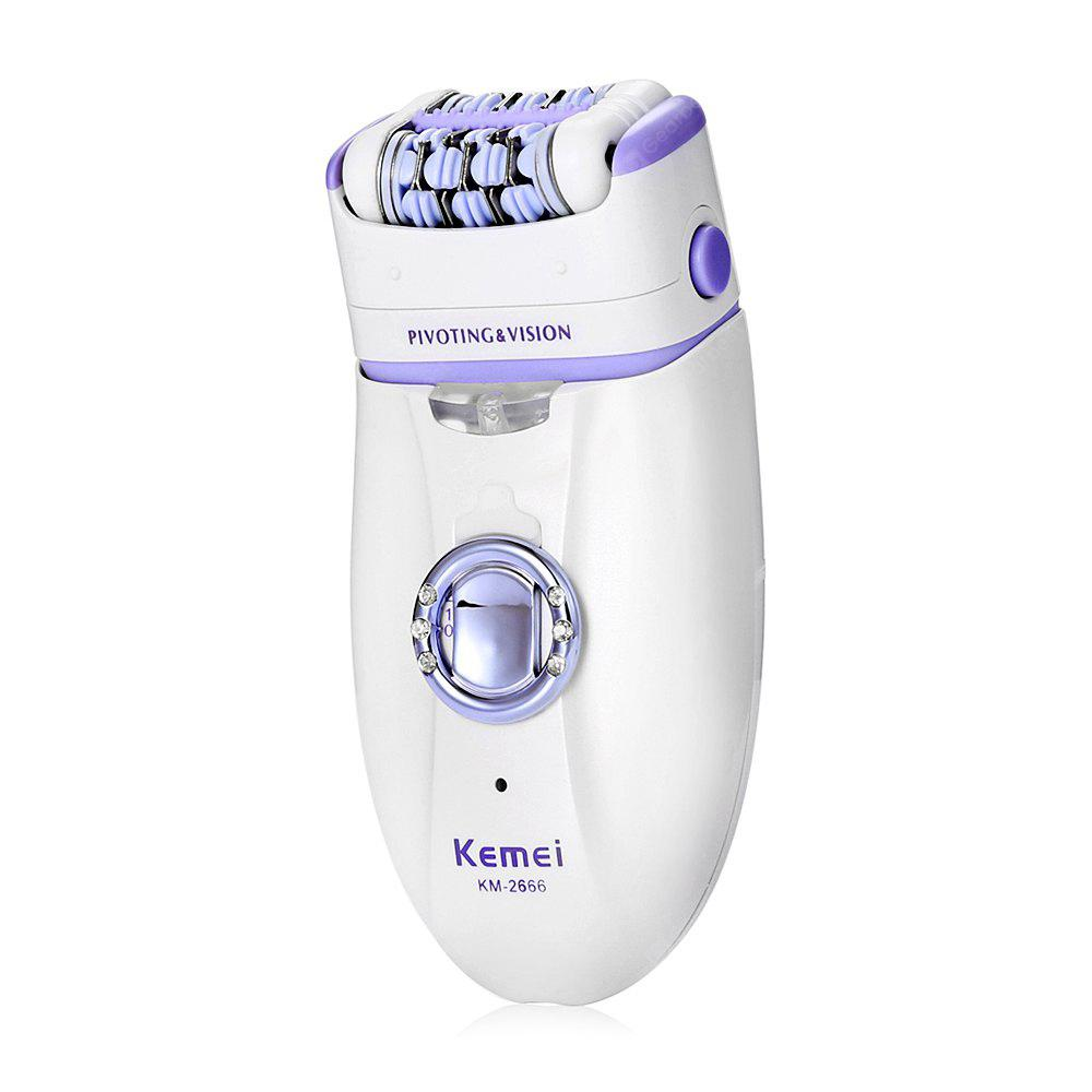 KEMEI KM - 2666 Electric Epilator Shaver