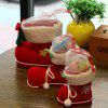 Cute Candy Boots Christmas Gifts - RED